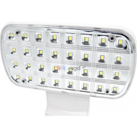LAMPKA BIURKOWA LATARKA SKŁADANA 32 LED TIROSS
