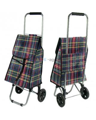 TORBA na Kółkach MAŁA Wózek na Zakupy