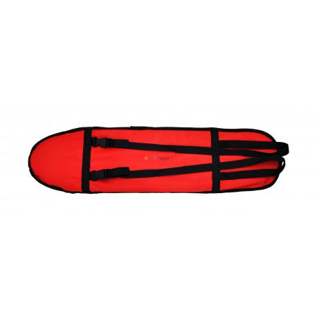 DESKOROLKA MIEJSKA DESKA FISZKA FISHBOARD FISH Z POKROWCEM KLON