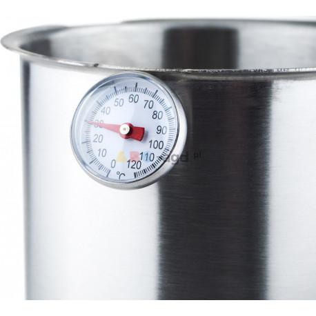 SZYNKOWAR GARNEK do SZYNKI 1,5L +Woreczki +Termometr